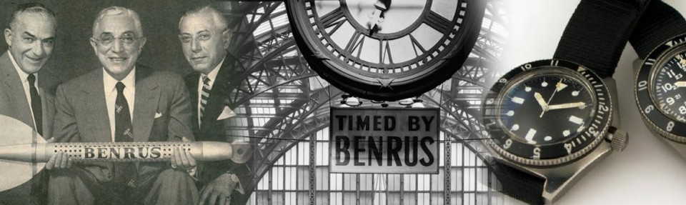 Benrus history of business