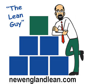 Paul Critchley of New England Lean Consulting is